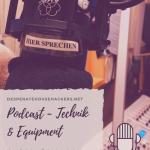 Podcast Technik Pinterest Cover